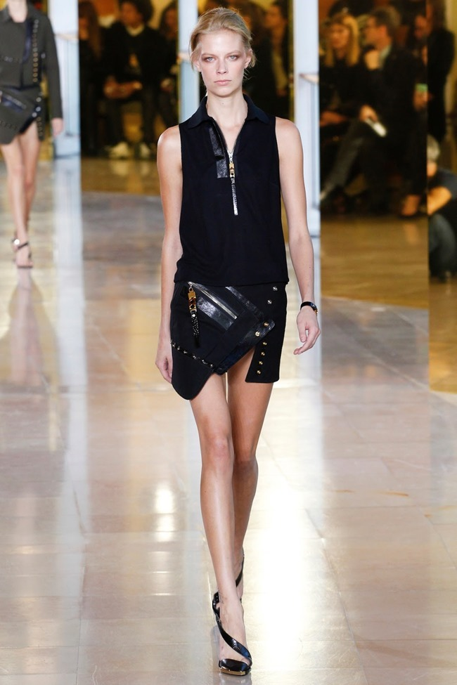 PARIS FASHION WEEK Anthony Vaccarello Spring 2016. www.imageamplified.com, Image Amplified (2)