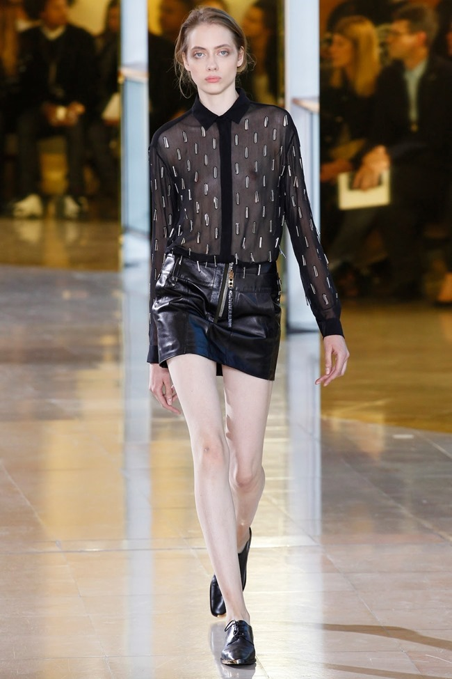PARIS FASHION WEEK Anthony Vaccarello Spring 2016. www.imageamplified.com, Image Amplified (9)