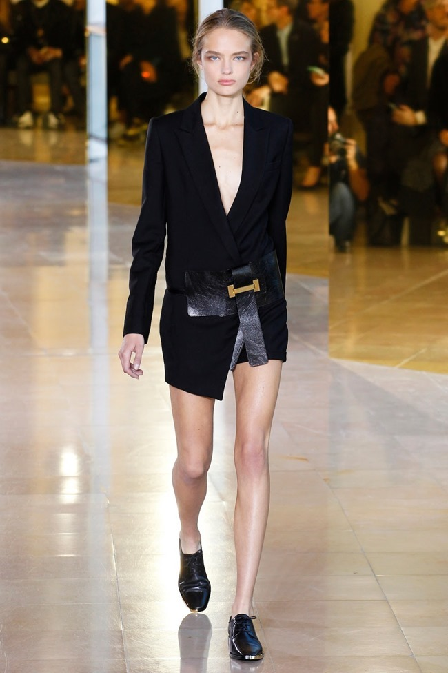 PARIS FASHION WEEK Anthony Vaccarello Spring 2016. www.imageamplified.com, Image Amplified (23)