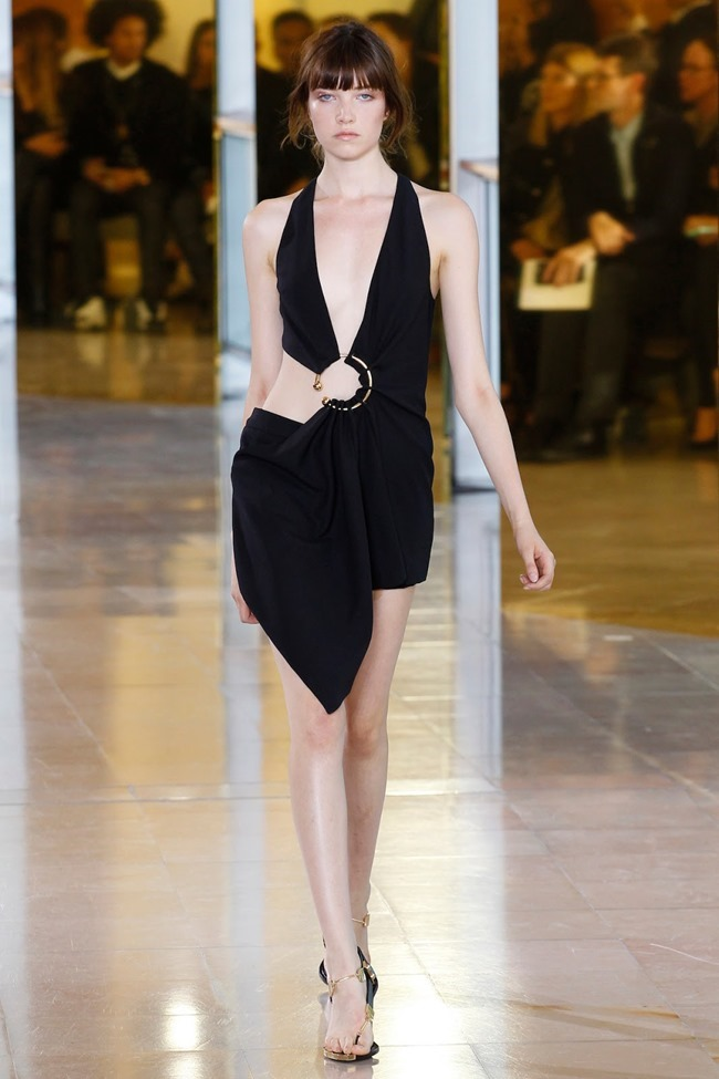 PARIS FASHION WEEK Anthony Vaccarello Spring 2016. www.imageamplified.com, Image Amplified (36)