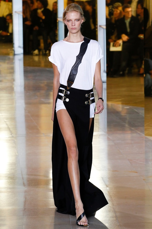 PARIS FASHION WEEK Anthony Vaccarello Spring 2016. www.imageamplified.com, Image Amplified (40)