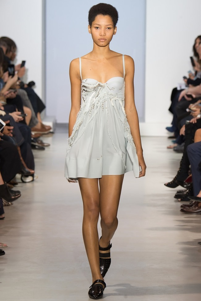 PARIS FASHION WEEK Paco Rabanne Spring 2016. www.imageamplified.com, Image Amplified (1)