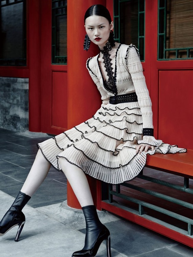 VOGUE CHINA He Cong by Zack Shang. Candy Lee, October 2015, www.imageamplified.com, Image Amplified (2)