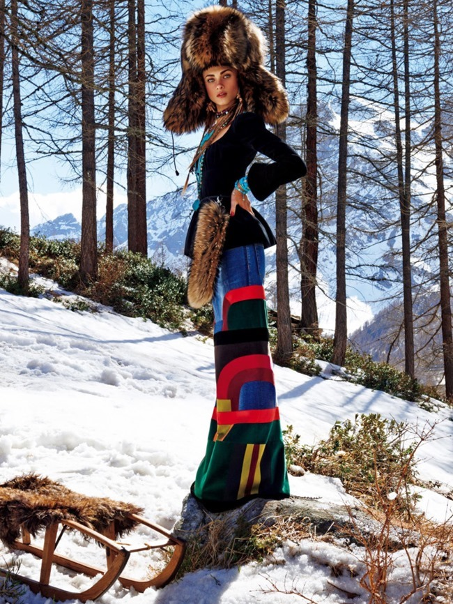 VOGUE JAPAN Sacred Tribes of Mont Cervin by Giampaolo Sgura. Anna Dello Russo, Miguel Arnau, November 2015, www.imageamplified.com, Image Amplified (12)