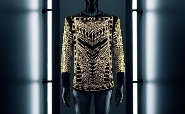 LOOKBOOK Balmain x H&M Women's Collection Full Preview. www.imageamplified.com, Image Amplified (22)