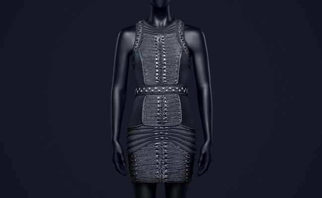 LOOKBOOK Balmain x H&M Women's Collection Full Preview. www.imageamplified.com, Image Amplified (5)