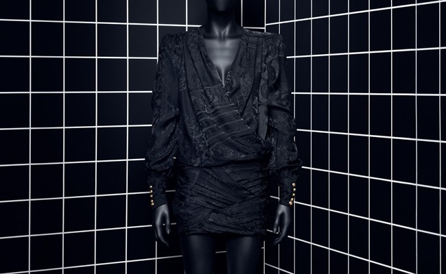 LOOKBOOK Balmain x H&M Women's Collection Full Preview. www.imageamplified.com, Image Amplified (12)