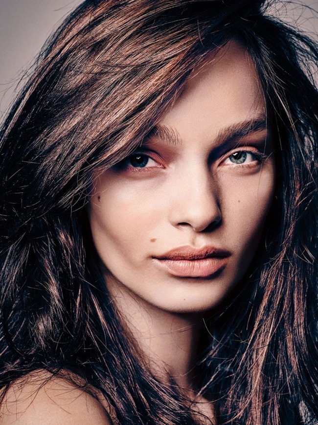 MADAME FIGARO MAGAZINE Luma Grothe by Eric Traore. Julie Gillet, October 2015, www.imageamplified.com, Image Amplified (6)