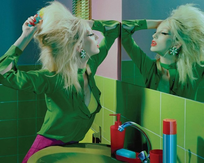 NUMERO MAGAZINE Lili Sumner by Miles Aldridge. Samuel Francois, November 2015, www.imageamplified.com, Image Amplified (2)