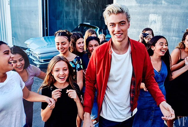 VANITY FAIR MAGAZINE Lucky Blue Smith by Dewey Nicks. December 2015, www.imageamplified.com, Image Amplified (10)