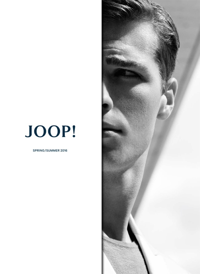 CAMPAIGN Edward Wilding for Joop! Spring 2016 by Horst Diekgerdes. Isabelle Tiery, www.imageamplified.com, Image Amplified (3)