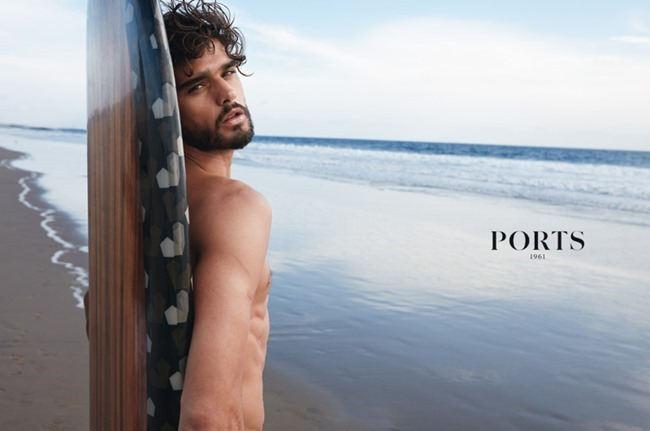 CAMPAIGN Marlon Teixeira & Nate Garner for Ports 1961 Spring 2016 by Milan Vukmirovic. www.imageamplified.com, Image Amplified (1)