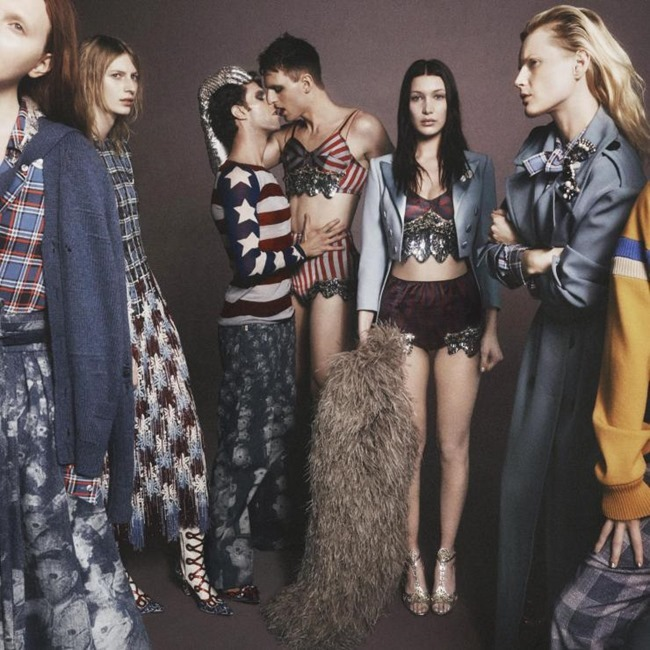CAMPAIGN Marc Jacobs Spring 2016 by David Sims. Katie Grand, www.imageamplified.com, Image Amplified (10)