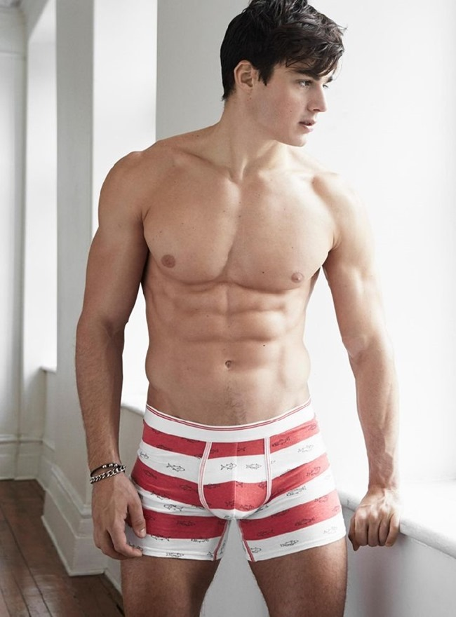 CAMPAIGN Pietro Boselli for Simons Underwear 2016. www.imageamplified.com, Image Amplified (6)
