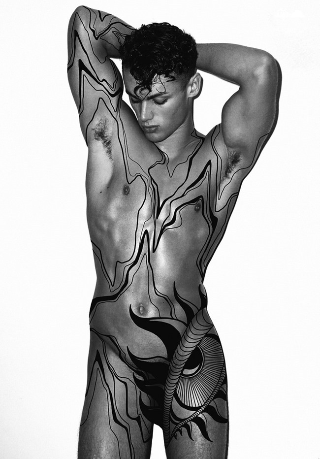 COITUS MAGAZINE Gareth James Taylor by Pantelis. Summer 2015, www.imageamplified.com, Image Amplified (3)
