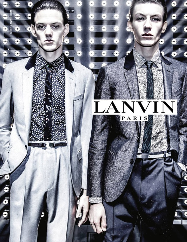 CAMPAIGN Finnlay Davis & Michael Sutton for Lanvin Spring 2016. www.imageamplified.com, Image Amplified (3)