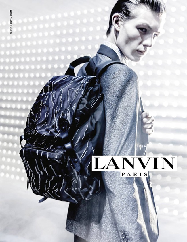 CAMPAIGN Finnlay Davis & Michael Sutton for Lanvin Spring 2016. www.imageamplified.com, Image Amplified (1)