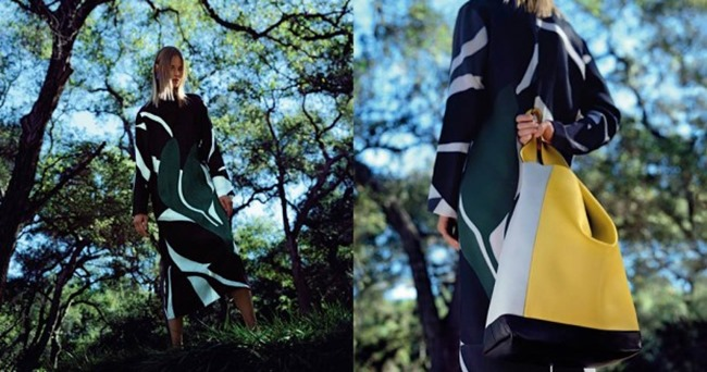 CAMPAIGN Suvi Koponen for Marni Spring 2016 by Tom Hunter. Lucinda Chambers, www.imageamplified.com, image Amplified (4)