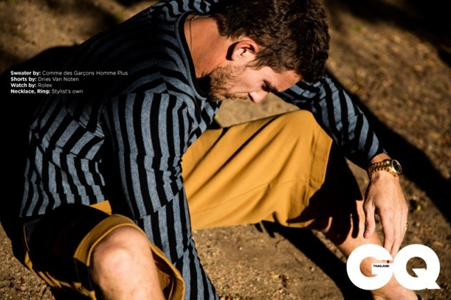 GQ THAILAND Adam Senn by Mitchell Nguyen McCormack. Alexa Rangroummith, Spring 2016, www.iamgeamplified.com, Image Amplified (1)