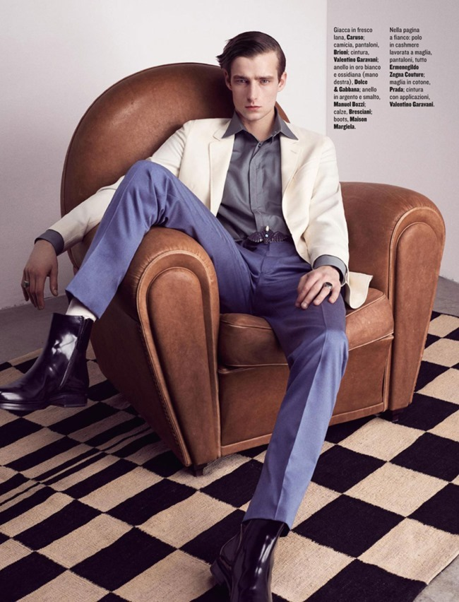 STYLE MAGAZINE Laurie Harding by Letizia Ragno. Luca Roscini, January 2016, www.imageamplified.com, Image Amplified (3)