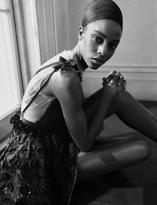 VOGUE GERMANY Karly Loyce & Jamilla Hoogenboom by Emma Summerton. Natasha Royt, March 2016, www.imageamplified.com, image Amplified (8)