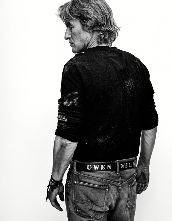 INTERVIEW MAGAZINE Owen Wilson by Gregory Harris. Spring 2016, www.imageamplified.com, image Amplified (2)