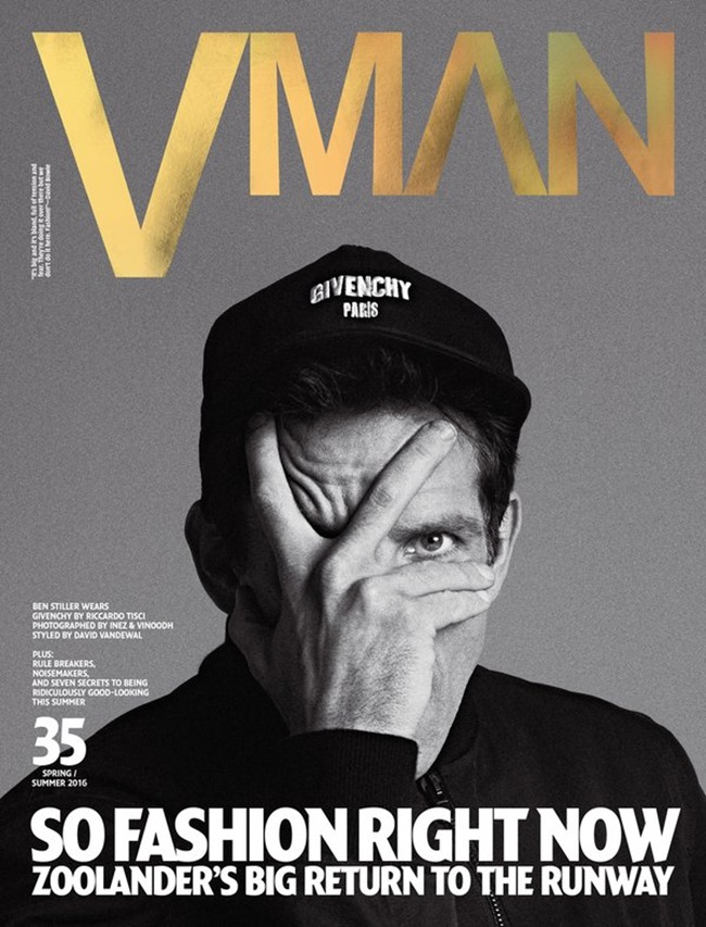 V MAN MAGAZINE Ben Stiller by Inez & Vinoodh. Spring 2016, www.imageamplified.com, Image Amplified (1)