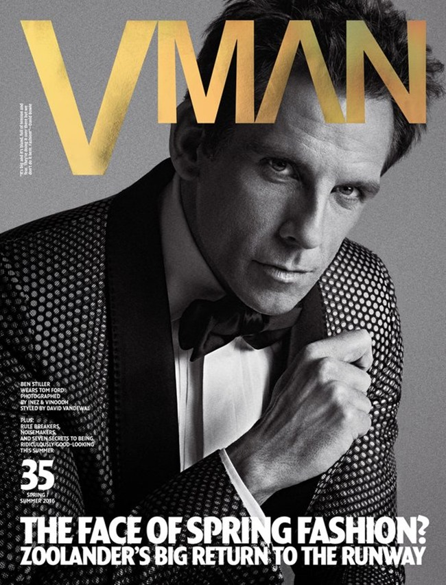 V MAN MAGAZINE Ben Stiller by Inez & Vinoodh. Spring 2016, www.imageamplified.com, Image Amplified (2)