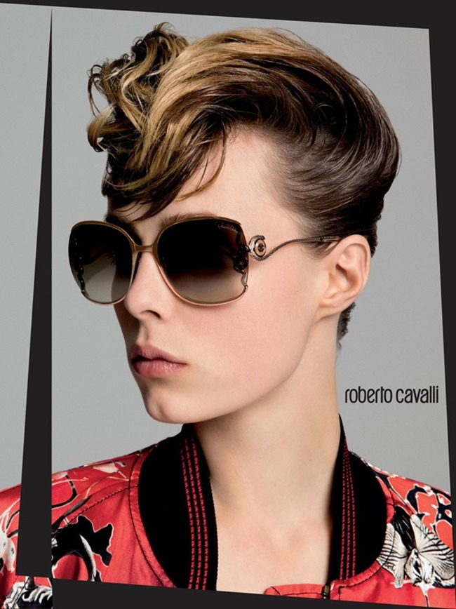 CAMPAIGN Edie Campbell for Roberto Cavalli Spring 2016 by Inez & Vinoodh. www.imageamplified.com, Image Amplified (1)