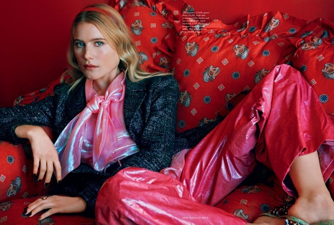 HARPER'S BAZAAR UK Dree Hemingway by Erick Madigan-Heck. Leith Clark, March 2016, www.imageamplified.com, Image Amplified (10)