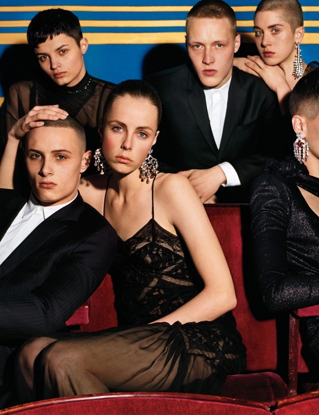 W MAGAZINE Blurred Lines by Alasdair McLellan. Edward Enninful, March 2016, www.imageamplified.com, Image Amplified (1)