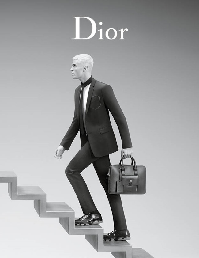 CAMPAIGN Baptiste Giabiconi for Dior Spring 2016 by Karl Lagerfeld. www.imageamplified.com, Image Amplified (5)