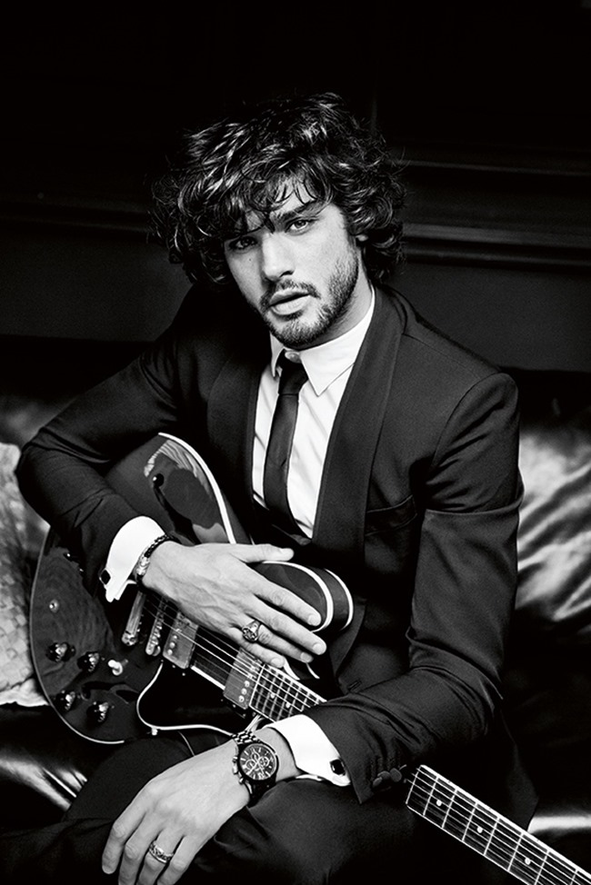 CAMPAIGN Marlon Teixeira & Georgia May Jagger for Thomas Sabo Spring 2016 by Ellen von Unwerth. www.imageamplified.com, image amplified (8)