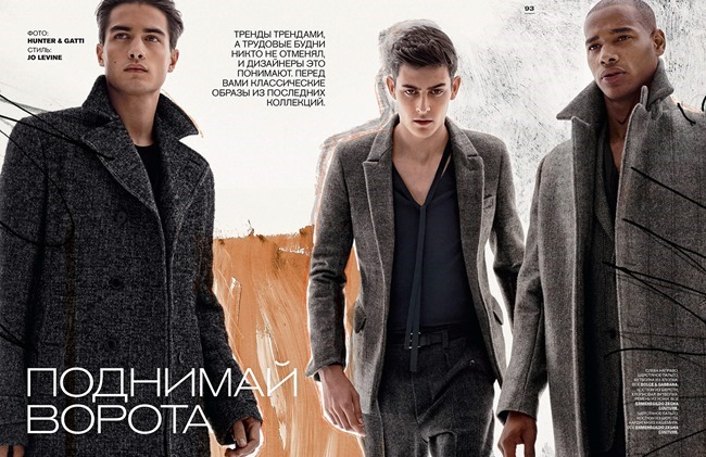 GQ STYLE RUSSIA Sacha M'Baye, Matt Trethe, Rhys Pickering & Aleksandar Rusic by Hunter & Gatti. www.imageamplified.com, Image Amplified (9)