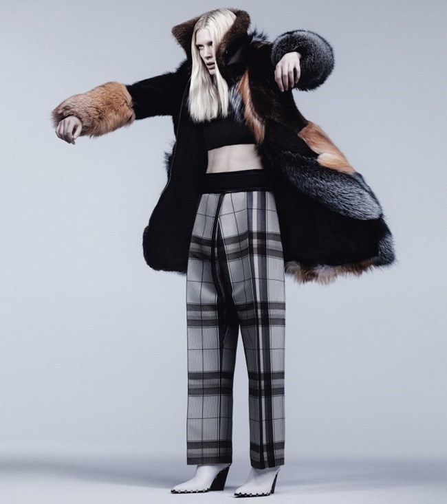 T STYLE Iselin Steiro by Craig McDean. Jonathan Kaye, February 2016, www.imageamplified.com, Image Amplified (2)