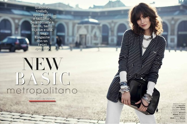 GLAMOUR ITALY Maud Le Fort by Stephanie Volpato, Spring 2016, www.imageamplified.com, image Amplified (2)