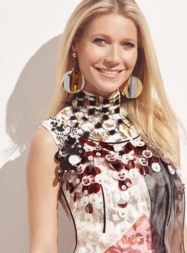 GLAMOUR MAGAZINE Gwyneth Paltrow by Steven Pan. Natasha Royt, March 2016, www.imageamplified.com, Image Amplified (2)