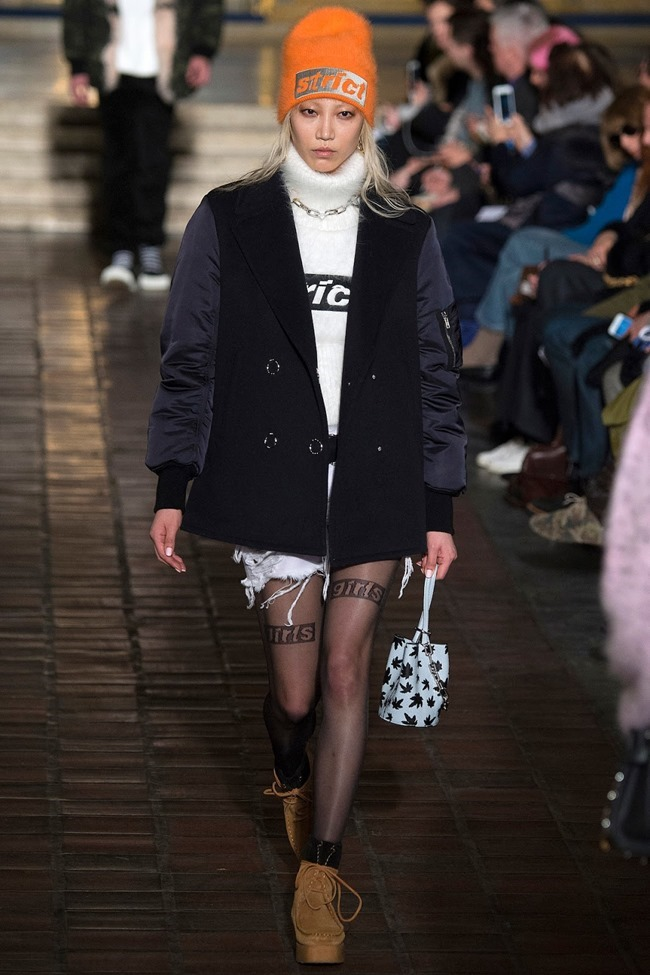 NEW YORK FASHION WEEK Alexander Wang Fall 2016. www.imageamplified.com, Image Amplified (26)