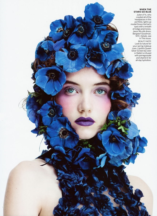 VOGUE MAGAZINE Lush Life by Willy Vanderperre. Tabitha Simmons, March 2016, www.imageamplified.com, Image Amplified (9)