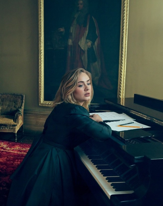 VOGUE MAGAZINE Adele by Annie Leibovitz. Tonne Goodman, Spring 2016, www.imageamplified.com, image Amplified (3)