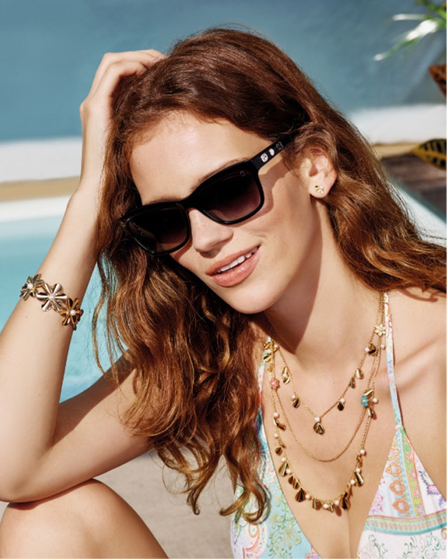 CAMPAIGN Carolin Sunderhauf for Tous Spring 2016. www.imageamplified.com, Image amplified