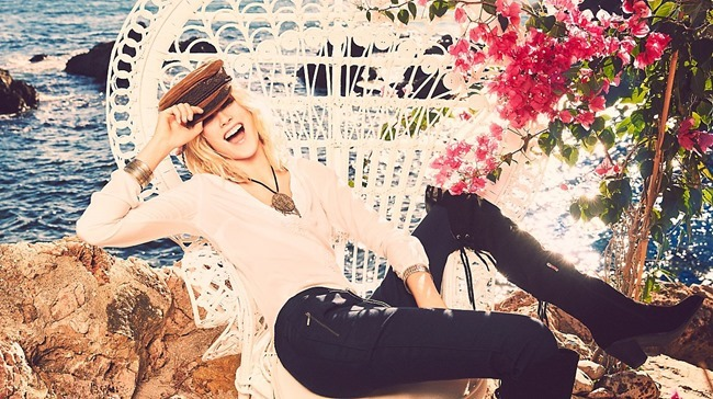 CAMPAIGN Charlene Hogger for Comma Casual Identity Sprign 2016 by Ellen von Unwerth. www.imageamplified.com, Image amplified (8)