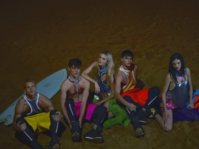 CAMPAIGN Dsquared2 Spring 2016 by Mert & Marcus. Panos Yiapanis, www.imageamplified.com, Image amplified (3)