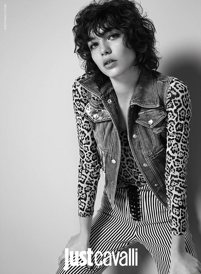 CAMPAIGN Steffy Argelich & Louis Bauvir for Just Cavalli Spring 2016 by Richard Bush. Sarah M Richardson, www.imageamplified.com, image Amplified (2)
