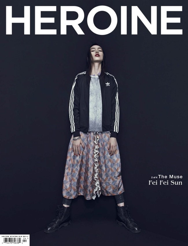 HEROINE MAGAZINE Fei Fei Sun by Emma Summerton. Gro Curtis, Spring 2016, www.imageamplified.com, Image amplified (8)
