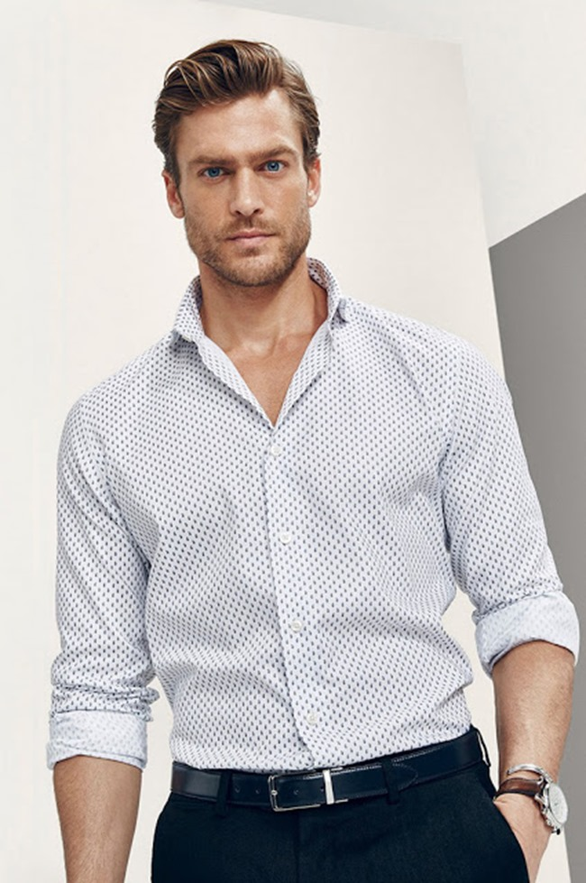 LOOKBOOK Jason Morgan for Massimo Dutti Spring 2016. www.imageamplified.com, Image Amplified (13)
