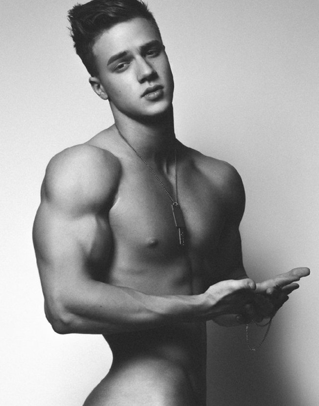 MASCULINE DOSAGE Attila Toth for Garçon Model by Brian Jamie. Spring 2016, www.imageamplified.com, Image Amplified (5)