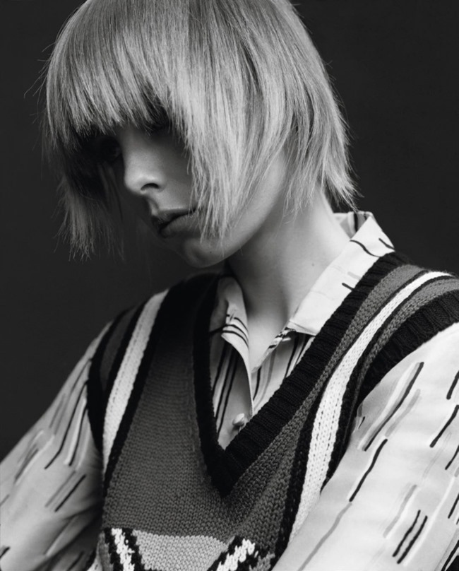 VOGUE PARIS Edie Campbell by Harley Weir. Jane How, March 2016, www.imageamplified.com, Image amplified (3)