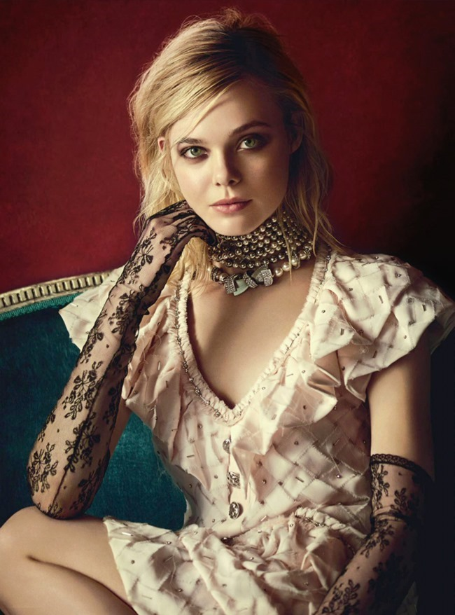 VOGUE AUSTRALIA Elle Fanning by Boo George. Christine Centenera, March 2016, www.imageamplified.com, Image amplified (1)