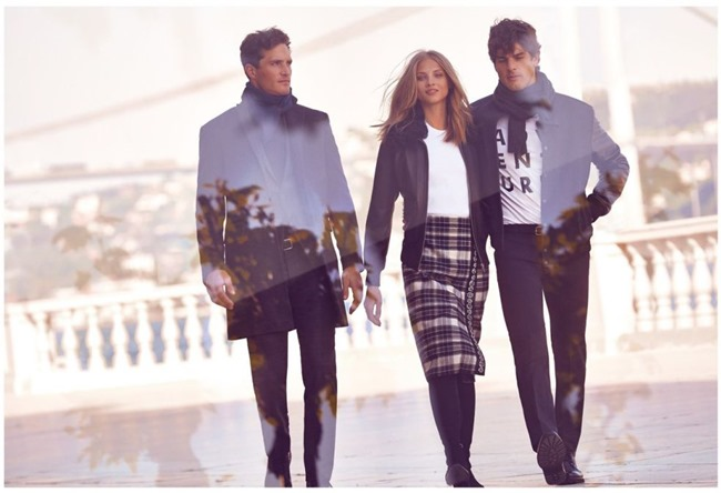 CAMPAIGN Anna Selezneva, Ollie Edwards & Evandro Soldati for Beymen Club Fall 2016. www.imageamplified.com, image Amplified (5)